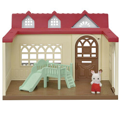 SYLVANIAN Families Sweet Raspberry Home 5393