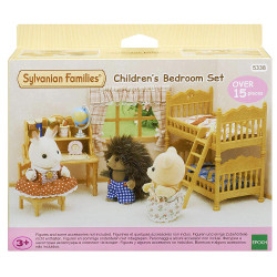 SYLVANIAN Families Children's Bedroom Set Furniture 5338