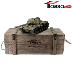 TORRO 1:16 RC IS-2 1944 Tank BB Camo Pro-Edition 1113928002