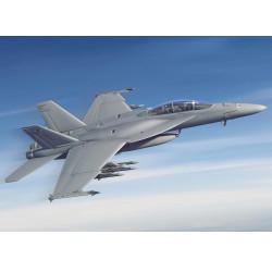 Italeri 2791 F/A 18 Super Hornet 1:48 Plastic Model Plane Kit