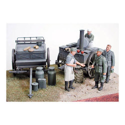 TAMIYA 35247 German Field Kitchen 1:35 Military Model Kit