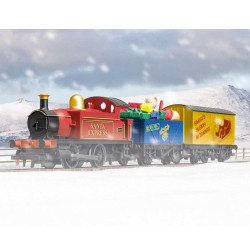 HORNBY R1248 Santa's Express Christmas Train Set OO Gauge 2019