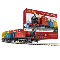 HORNBY R1248 R1248M Santa's Express Christmas Train Set OO Gauge 2020