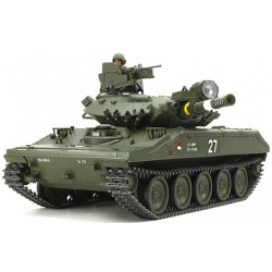 TAMIYA 36213 M551 Sheridan Tank Display Model 1:16 Model Kit