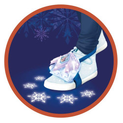 FROZEN 2 Ice Walker Light up Foot Projector Official Disney Merchandise