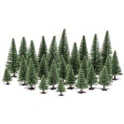 HORNBY R7199 Hobby Fir Trees - OO Gauge Scenics