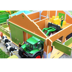 BRUSHWOOD BT8870 My Big Farm 1:24 Scale Farm Set