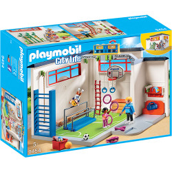 PLAYMOBIL 9454 City Life Gym with Score Display