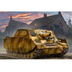 ZVEZDA Z6244 Sturmpanzer Iv Brummbar 1:100 Plastic Model Tank Kit