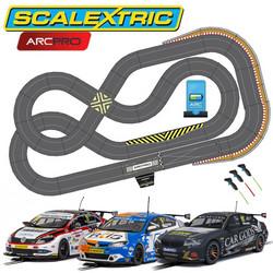 Scalextric Digital Bundle SL5 2020 ARC PRO 3 GT Cars Jadlamracing Layout
