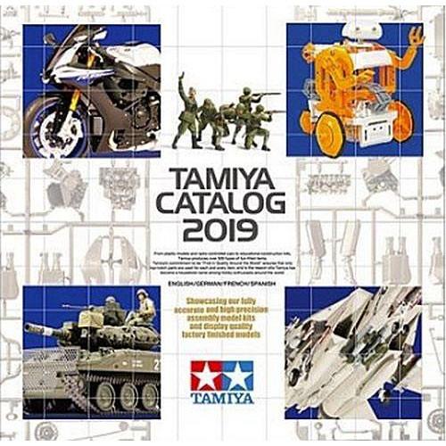 TAMIYA 64419 Tamiya 2019 Catalogue Model Kits