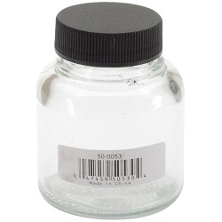BADGER Airbrushes 2oz Jar & Cover BA500053 50-0053 Parts & Accs