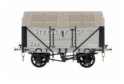 Dapol *Lime Van Steetley Co Llynclys Weathered O Gauge DA7F-017-002W
