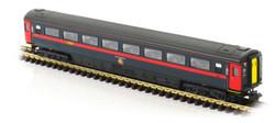 Dapol Mk3 2nd Class Coach GNER 42340 N Gauge DA2P-005-930