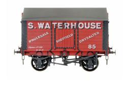 Dapol Salt Van S.Waterhouse Weathered O Gauge DA7F-018-004W