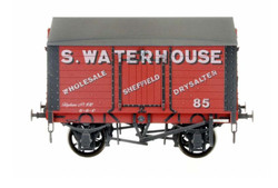 Dapol *Salt Van S.Waterhouse Weathered O Gauge DA7F-018-004W