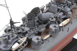 TAMIYA 78021 Japanese Cruiser Mogami 1:350 Ship Model Kit