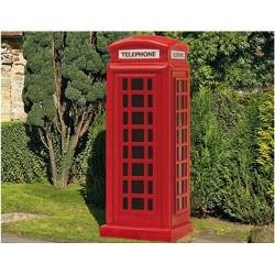HORNBY Skaledale R8580 Telephone Kiosk Box - OO Gauge Buildings