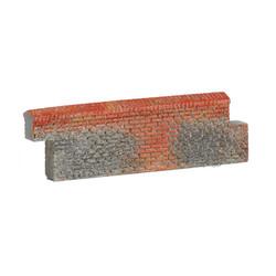 HORNBY Skaledale R8977 Brick Walling (Straight)