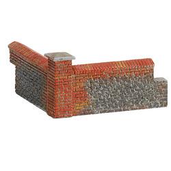 HORNBY Skaledale R8978 Brick Walling (Corners)