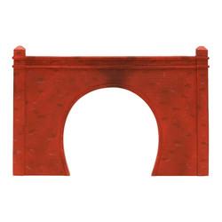 HORNBY Skaledale R8510 Single Brick Tunnel Portal x2