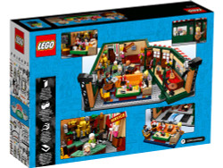 LEGO IDEAS Friends Central Perk 21319 Includes 7 Minifigures - 1070 pcs Age 16+