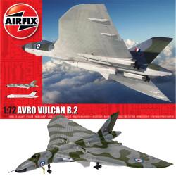 Airfix A12011 Avro Vulcan B.2 1:72 Plastic Model Kit