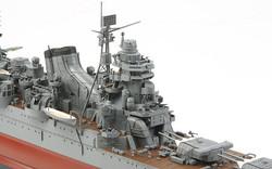 TAMIYA 78024 Japanese Navy Heavy Cruiser Tone 1:350 Ship Model Kit