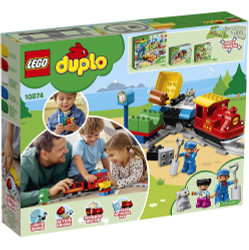 LEGO DUPLO Trains 10874 Steam Train 59pcs Age 2-5