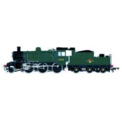 Hornby Loco R3839 BR, Standard 2MT, 2-6-0, 78000 - Era 5