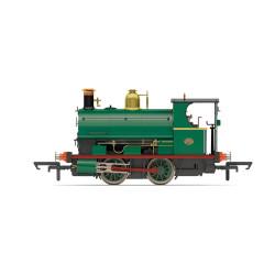Hornby Loco R3868 Crawshay Brothers, Peckett W4 Class, 0-4-0ST, 490/1890 - Era 2