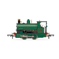 Hornby Loco R3869 Dowlais Ironworks, Peckett W4 Class, 0-4-0ST, 33 'Lady Cornelia' - Era 2