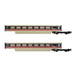 Hornby Coach R40013A BR, Class 370 Advanced Passenger Train 2-car TU Coach Pack, 48301 + 48302 - Era 7