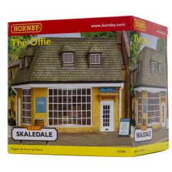 Hornby Skaledale Building R7269 The Offie Offlicense OO Gauge Building