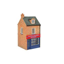 Hornby Skaledale Building R7288 T. Davies & Grandson - Butchers