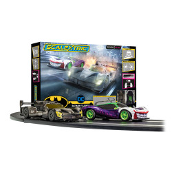 Scalextric C1415 Scalextric Spark Plug - Batman vs Joker Race Set