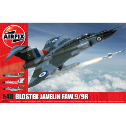 Airfix A12007 Gloster Javelin 1:48 Plastic Model Kit