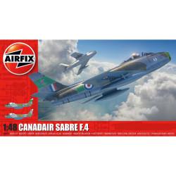 Airfix A08109 Canadair Sabre F.4 1:48 Plastic Model Kit