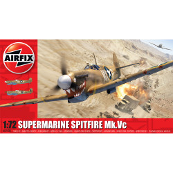 Airfix A02108 Supermarine Spitfire Mk.Vc 1:72 Plastic Model Kit