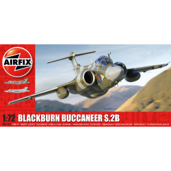 Airfix A06022 Blackburn Buccaneer S.2 RAF 1:72 Plastic Model Kit