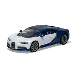 Airfix J6044 QUICKBUILD Bugatti Chiron Plastic Model Kit