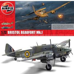 Airfix A04021 Bristol Beaufort Mk.1 1:72 Plastic Model Kit