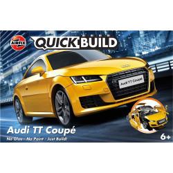 Airfix J6034 QUICKBUILD Audi TT Coupe Plastic Model Kit