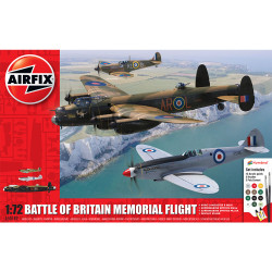 Airfix A50182 Battle of Britain Memorial Flight 1:72 Plastic Model Kit