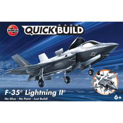 Airfix J6040 QUICKBUILD F-35B Lightning II Plastic Model Kit