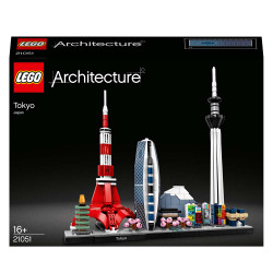 LEGO Architecture Tokyo Model Skyline Collection 21051 Age 16+ 547pcs