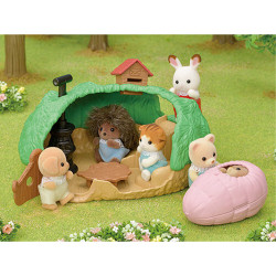 SYLVANIAN Families Baby Hedgehog Hideout 5453