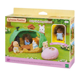 SYLVANIAN Families Baby Hedgehog Hideout 5453