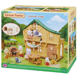 SYLVANIAN Families Lakeside Lodge 5451