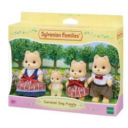 SYLVANIAN Families Caramel Dog Family Figures 5459